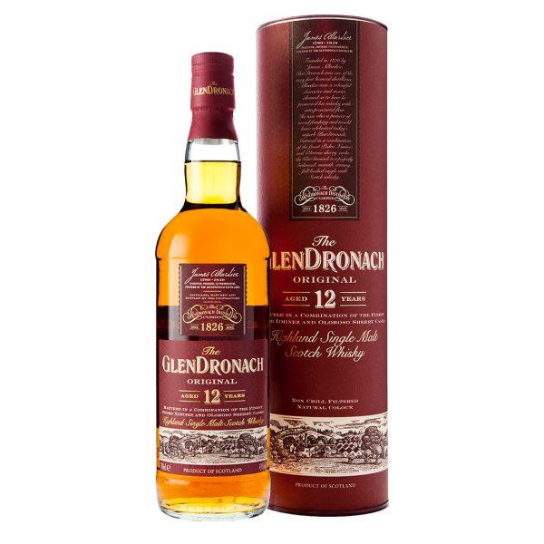 Bottle-The-GlenDronach-Original-12-Years