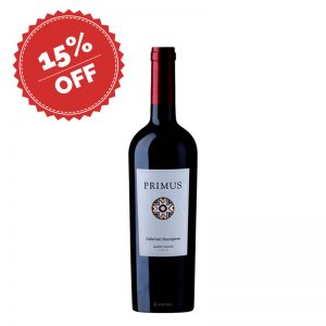 Bottle_ECommerce_Promotion - Primus Cabernet Sauvignon 2015