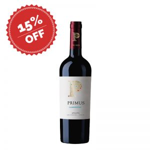 Bottle_ECommerce_Promotion - Primus Carmenere 2017