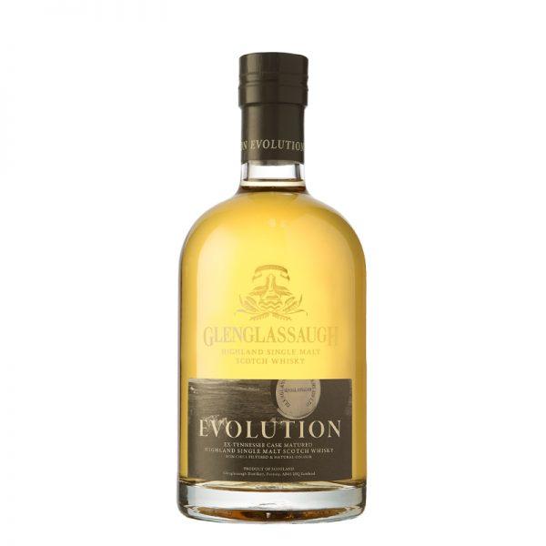 Bottle_Glenglassaugh Evolution