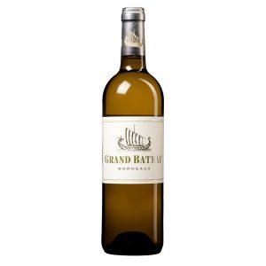 Bottle_Grand Bateau Blanc 2018 by Chateau Beychevelle