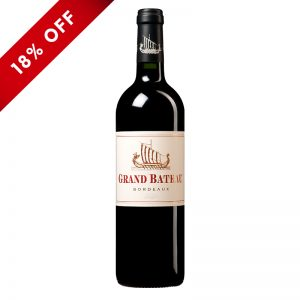 Bottle_Grand Bateau Rouge 2016 by Chateau Beychevelle_18OFF-NEW