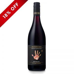 Bottle_Handpicked Wines Regional Selection Pinot Noir 2016_18OFF