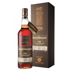 Bottle_The Glendronach 25 Year Old Cask 393 for Southeast Asia Box