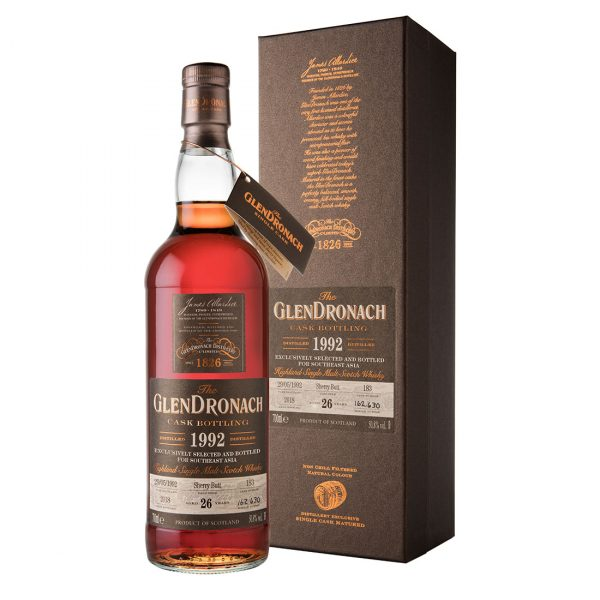 Bottle-The-GlenDronach26-Years-1992-Cask-183-–-S.E.A.-Edition-2---Sherry