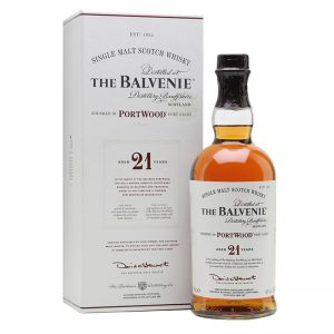 Bottle_The Balvenie 21 Year Portwood