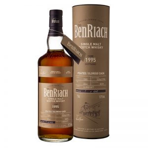 Bottle_BenRiach 23YO 1995 Cask 7385 Olorosso Butt