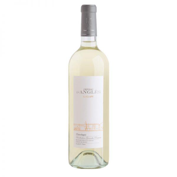 Bottle_Chateau d Angles - Classique Blanc 2018