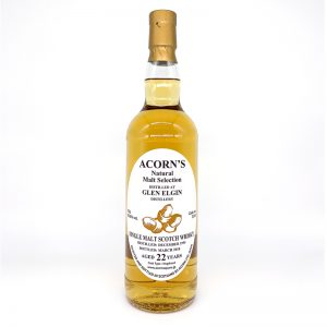 Bottle_Acorn's Glen Elgin 1995 22 Year Old