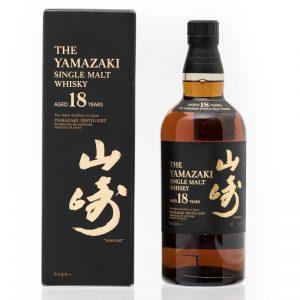 Bottle_Yamazaki 18 Years Old