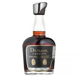 Bottle_Dictador 2 Masters Glenfarclas 1972 (Whisky) - Front