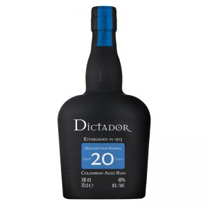Bottle_Dictador Rum Aged 20 Years