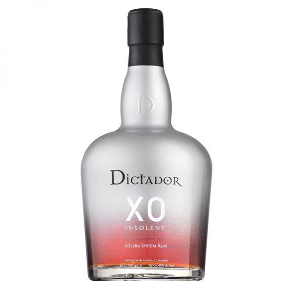 Bottle_Dictador Rum Insolent