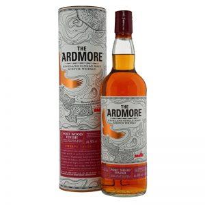 Bottle_Ardmore Highland Single Malt 12 Year Old Port Wood Finish