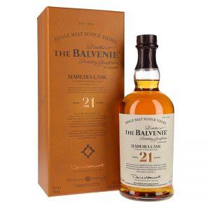 Bottle_Balvenie Madeira Cask 21 Year Old