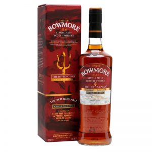 Bottle_Bowmore The Devil Casks Limited Release 3 - First Filled Olorosso & PX Sherry Casks