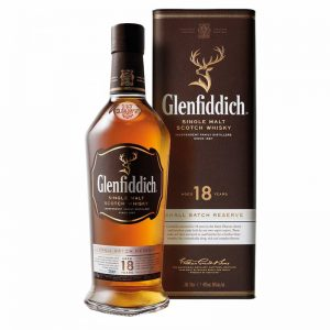 Bottle_Glenfiddich 18 Year Old Small Batch Reserve