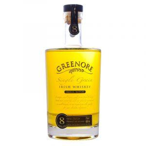 Bottle_Greenore 8 Year Old Single Grain Small Batch Irish Whiskey