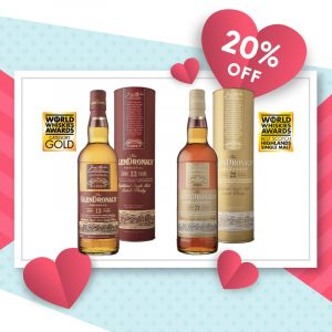 Promotion - The Glendronach Valentines Bundle_v2