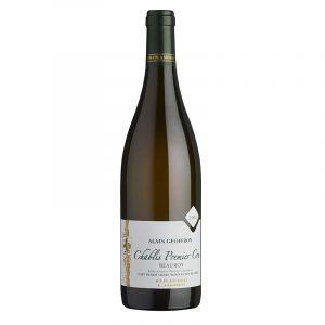 Bottle_Alain Geoffroy Chablis Cuvee Vieilles Vignes 2018