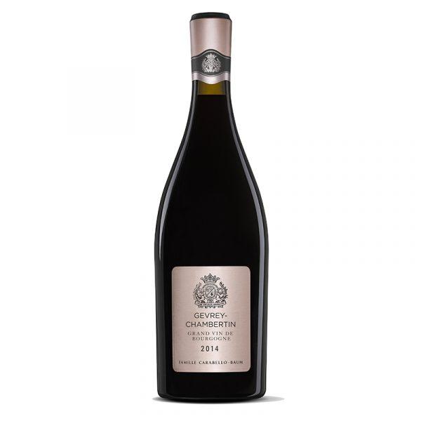 Bottle_Château de Pommard - Gevrey Chambertin 2014