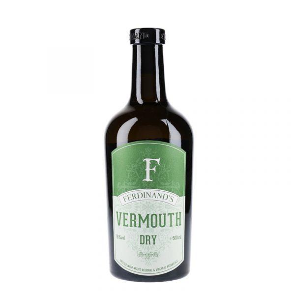 Bottle_Ferdinand's Dry Vermouth