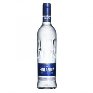 Bottle_Finlandia Vodka