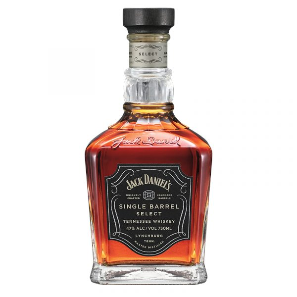 Bottle_Jack Daniel's Single Barrel Select