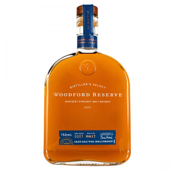 Bottle_Woodford Reserve Kentucky Straight Malt Whiskey_New