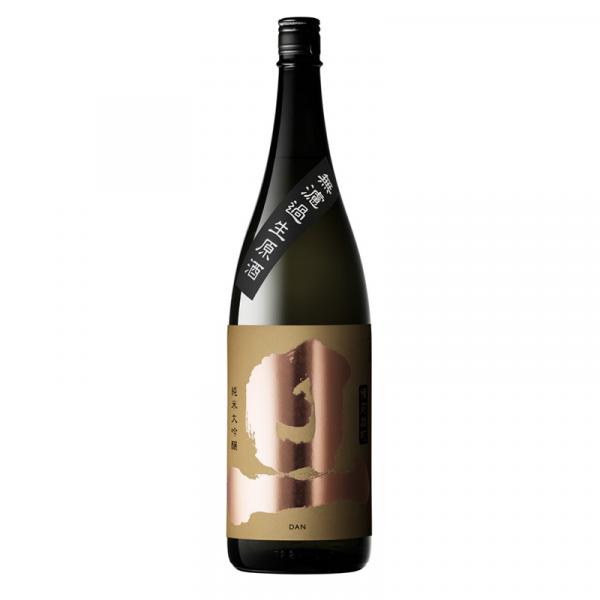 Bottle_DAN Junmai Daiginjo - Muroka Nama Genshu
