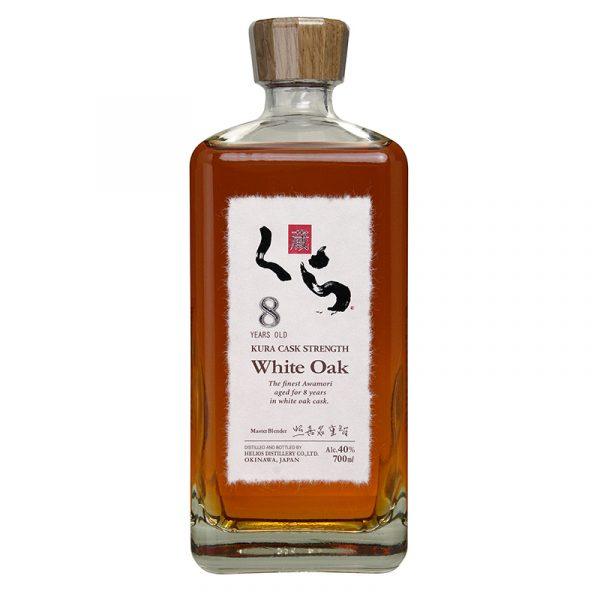 Bottle_Kura 8 Year Old White Oak Whisky