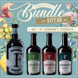 Bottle_Ferdinands Gin Cocktail Bundle Cask Strength v4