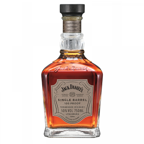 Bottle_Jack Daniels Single Barrel 100 Proof