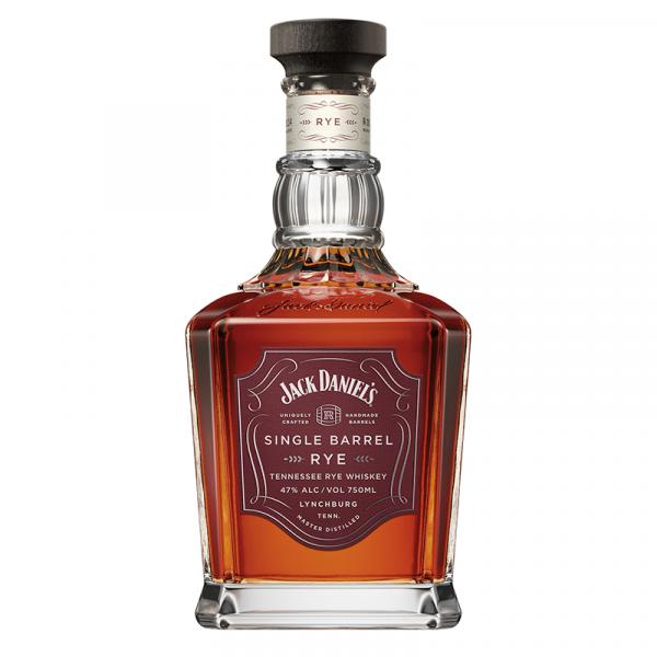 Bottle_Jack Daniels Single Barrel Rye