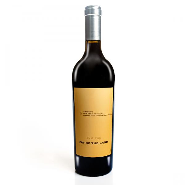 Bottle_First Drop Fat of the Land Barossa Shiraz - Seppeltsfield