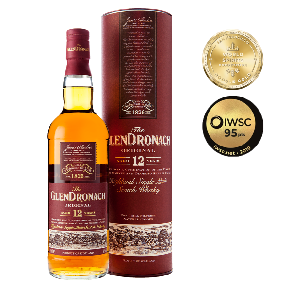The GlenDronach 12 Years - Straits Clan Exclusive