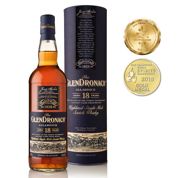 The GlenDronach 18 Years - Straits Clan Exclusive