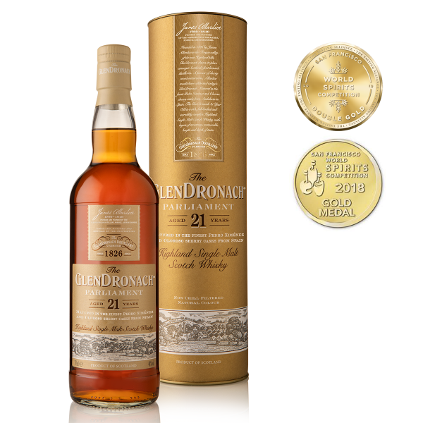 The GlenDronach 21 Years - Straits Clan Exclusive