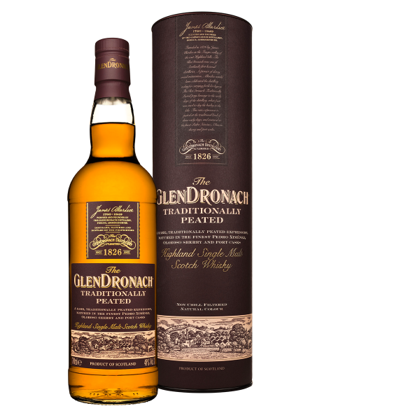The GlenDronach Traditionally Peated - Straits Clan Exclusive