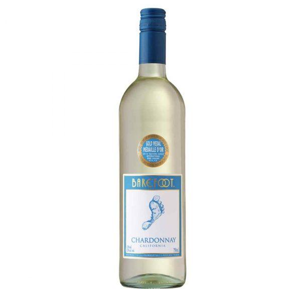 Bottle_Barefoot Cellars California Chardonnay 750 ML-min