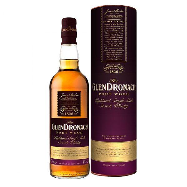 Bottle-The-GlenDronach-Port-Wood