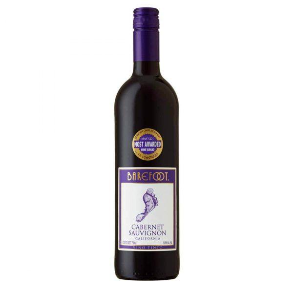 Bottle_Barefoot Cellars California Cabernet Sauvignon 750 ML-min