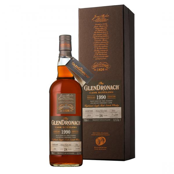 Bottle-The-GlenDronach-28-Years-1990-Cask-2623-Batch-17---Olorosso