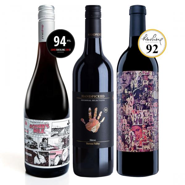 Bottle-Mother's-Day---New-World-Shiraz-Wine-Bundle-Awards