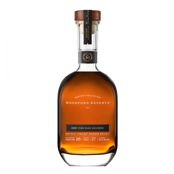 Bottle-Woodford-Reserve-Masters-Collection-Very-Fine-Rare-Bourbon-Series-No.16---700ML